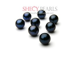 Black Cultured Freshwater Pearl Loose Pearl