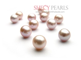 Lavender Cultured Freshwater Pearl Loose Pearl