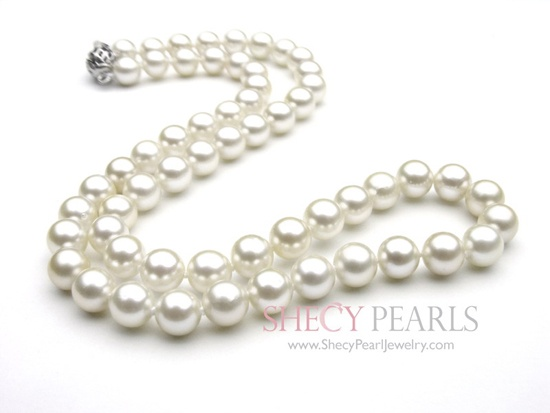 Shecy Pearls: 30% Off $100+ Freshwater Pearl Necklaces And Bracelets.