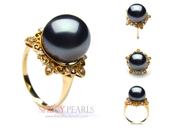 Shecy Pearls: 20% Off Tahitian Pearl Jewelry And Free Shipping.
